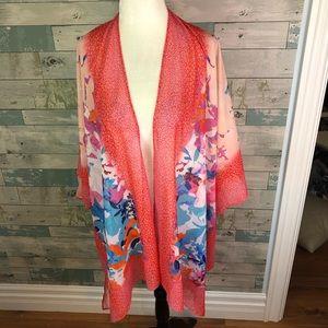 Soft Surroundings kimono size L/XL